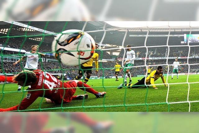 Borussia Dortmund ist die zweite Kraft im Land