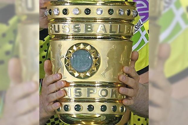 Glücksfee für die Bayern