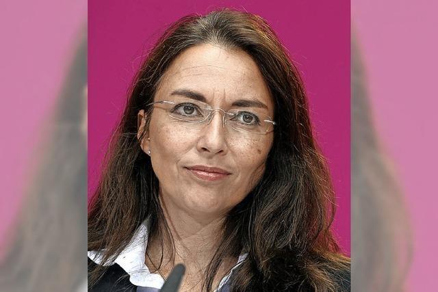 Yasmin Fahimi soll Staatssekretärin im Arbeitsministerium werden