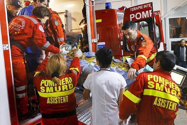 Mindestens 29 Tote und 200 Verletzte nach Disco-Brand