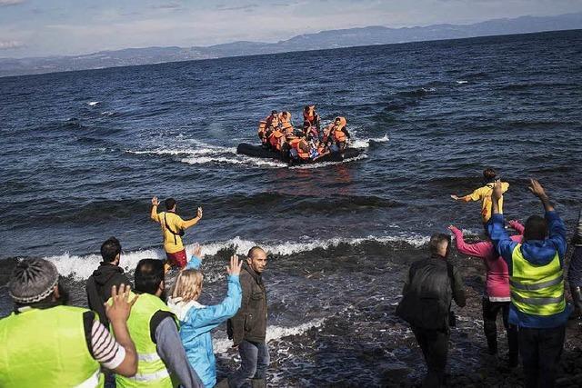 Im Oktober mehr Mittelmeer-Flüchtlinge als je zuvor