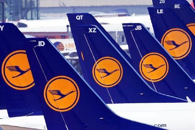 Flugbegleiter wollen von Freitag an eine Woche lang streiken