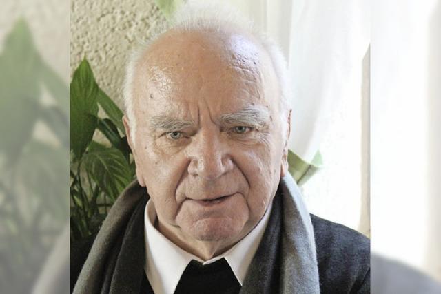 Pfarrer Gerhard Beck ist gestorben