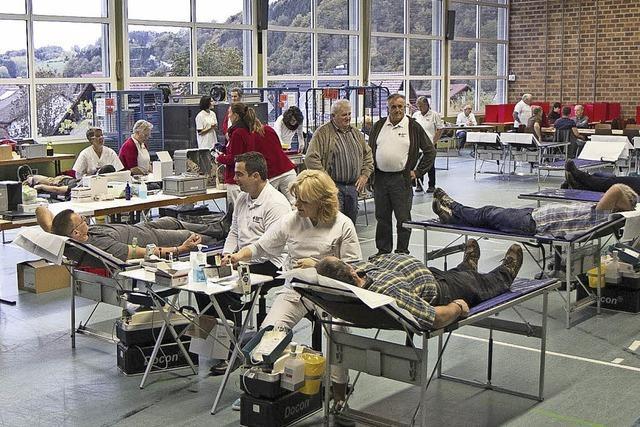Blutspende zur Lebensrettung