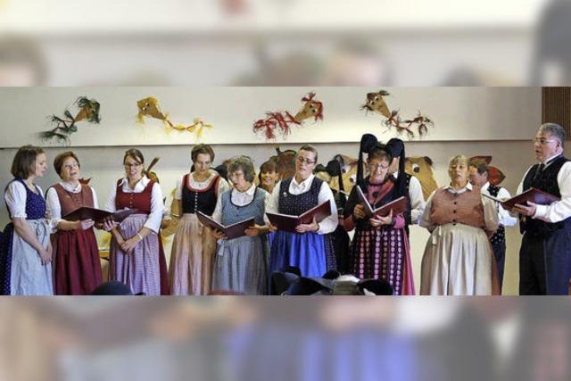 Fröhliches Kaffichränzli – das letzte Mal im Luthersaal