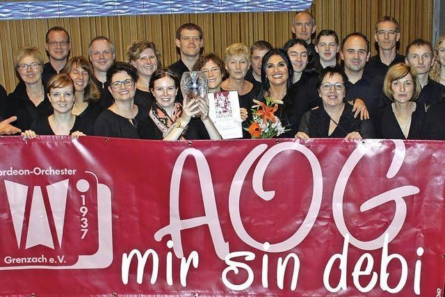 Das AOG gewinnt in Prag