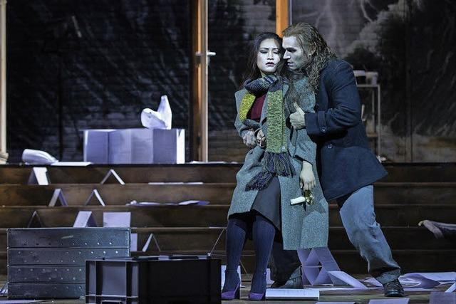 "Ole Anders Tandberg inszenierte Puccinis ""La Bohème"" in Zürich"