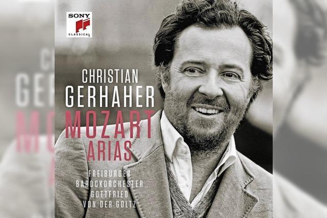 CD-TIPP: KLASSIK: Ein Mozart-Sänger und fünf Figuren