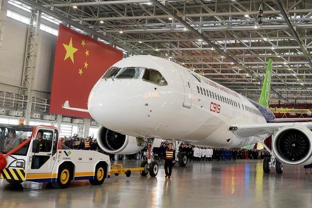 Peking will richtig abheben