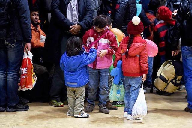 Rückkehrberatung für Flüchtlinge ohne Asylanspruch