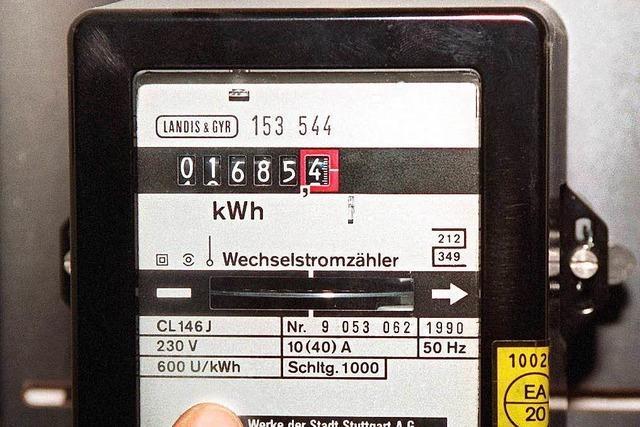 Intelligente Stromzähler sollen die Energiewende voranbringen