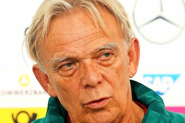 Volker Finke ist nicht mehr Kameruns Nationaltrainer