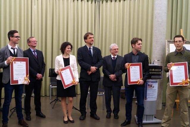 Historiker Philipp Scherzer erhält Stephen Crane Forschungspreis 2015
