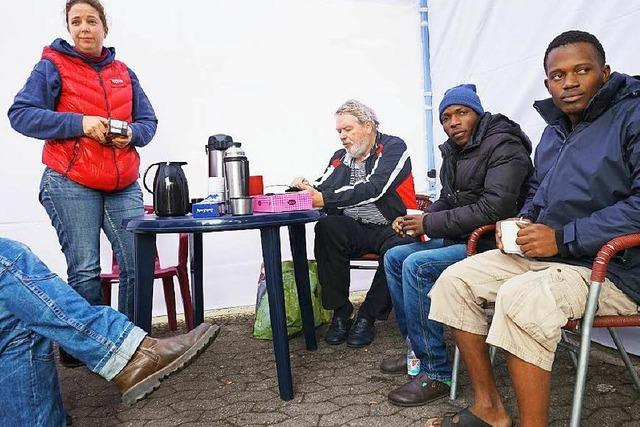 Der Freundeskreis Flüchtlinge Lahr sucht dringend weitere Helfer