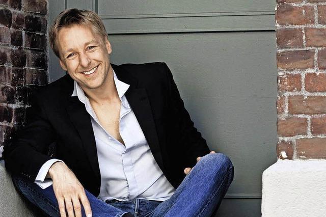 TV-Star mit Liedern und Briefen von Mozart in der Alten Halle Haagen