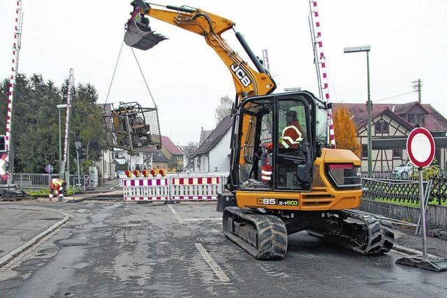 Bahnstrecke zwischen Donaueschingen und Döggingen wegen Sanierung gesperrt