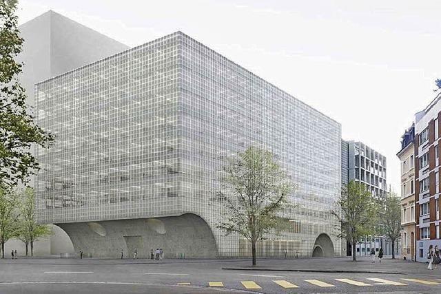 Neue Architektur für die Forschung