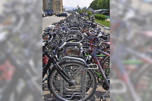 Doch kein Hochregallager für Fahrräder