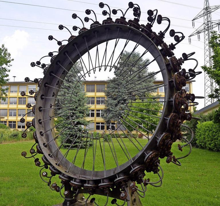 Die Gewerbeschule sucht Metallbaubetriebe für Praktika.  | Foto: Ingrid Böhm-Jacob