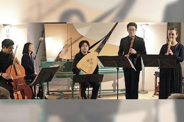 Ein kleines Zentrum für Alte Musik