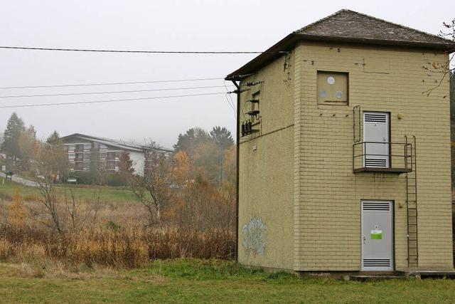 Schaltstation wird ersetzt