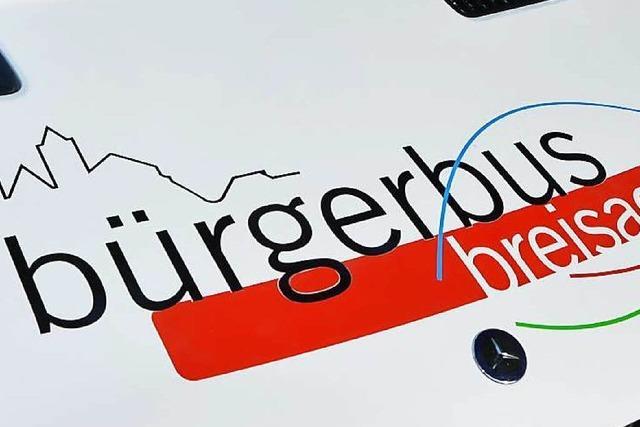 Bürgerbus oder Gemeindebus, das ist die Frage
