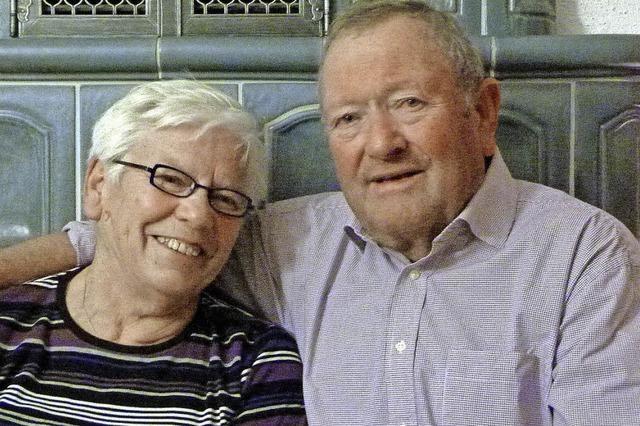 Seit 50 Jahren ein Paar