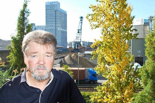 Weiler Bürger erkämpft Lärmdrosselung von Basler Betonwerk