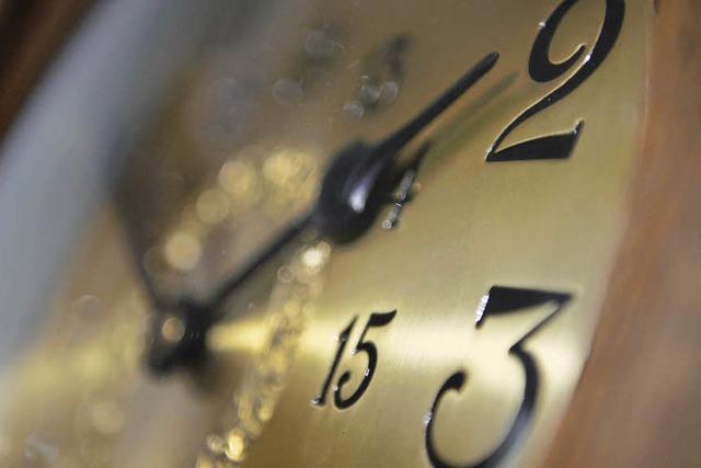 Von der Sekunde bis zur Endzeit