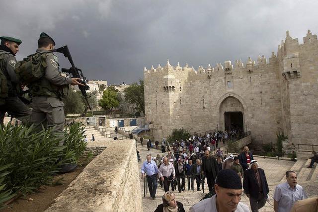 Tom Segev über Jerusalem: