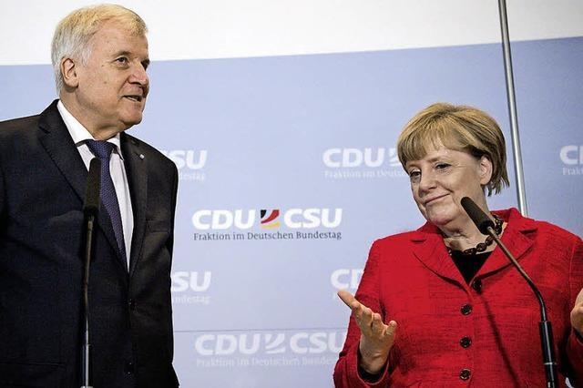 Union und SPD gehen aufeinander zu