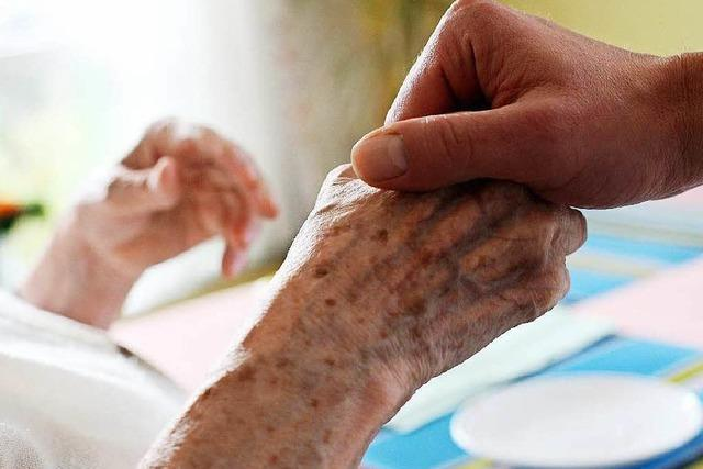 Wo Sterbende leben: Einblicke in ein Hospiz