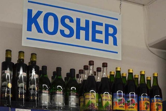 Ein Supermarkt in Lörrach-Stetten bietet jetzt koschere Waren an