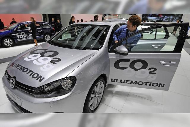 Jetzt hat VW auch ein CO<sub>2</sub>-Problem