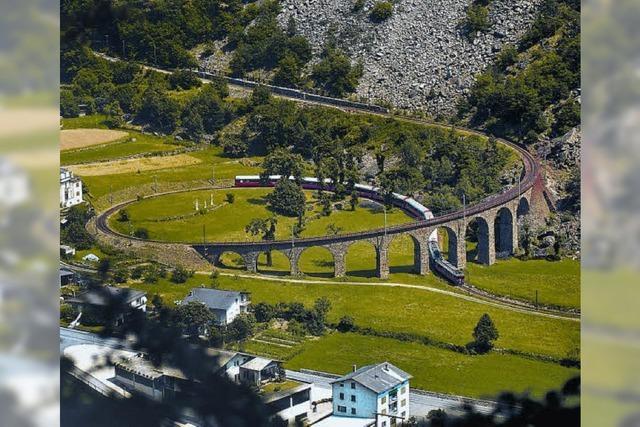 Per Express über die Alpen