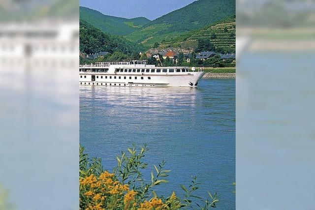 Auf der blauen Donau
