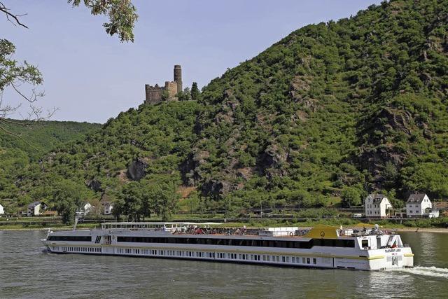 Elegant auf Rhein und Mosel