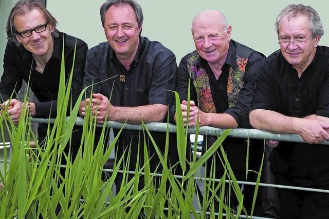 Papa Klaus Quartett