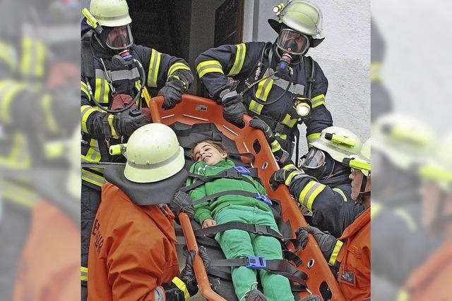 Rettung der vermissten Kinder hatte Priorität