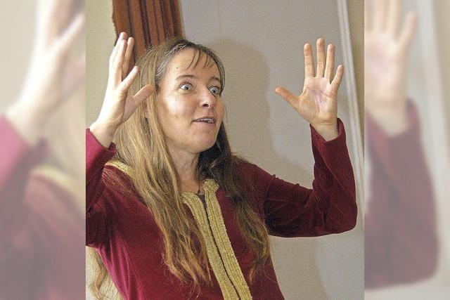 Bienenstichgeschichten mit Karin Tscholl im Trompeterschloss Bad Säckingen
