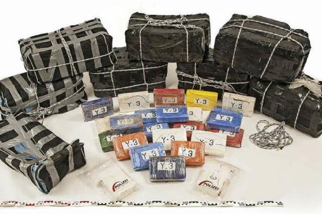 191 Kilogramm Kokain in Kaffeelieferung versteckt