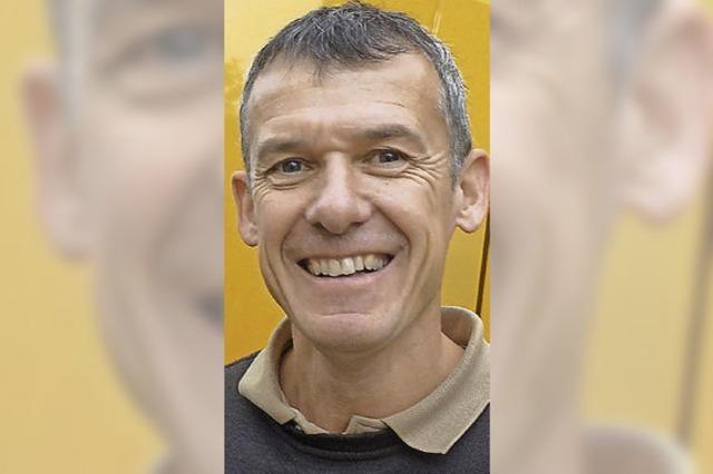 Walter Späth seit 40 Jahren im Betrieb