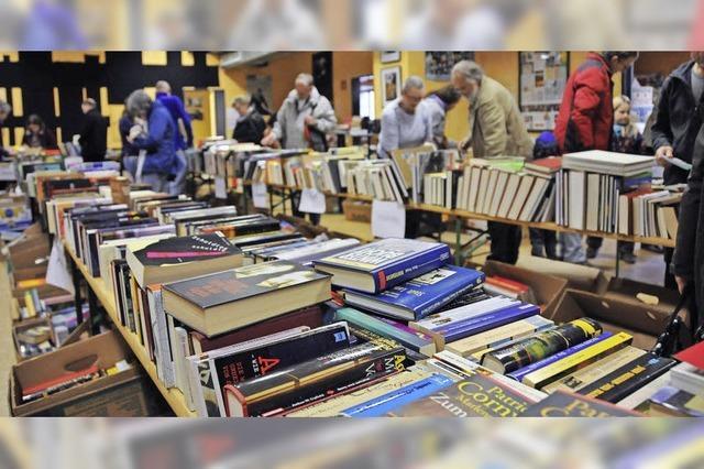 Bücher zu Kilopreisen