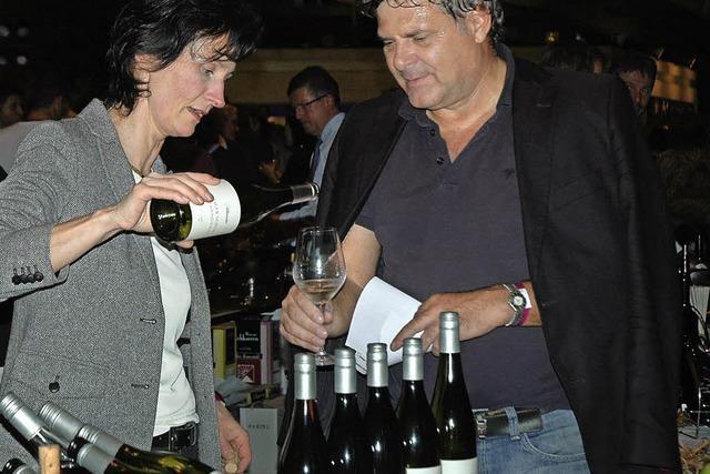 Zum 15. Mal Hiebers Weinmesse