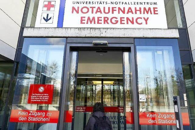 Uniklinik Freiburg übernimmt die Versorgung der EA-Flüchtlinge