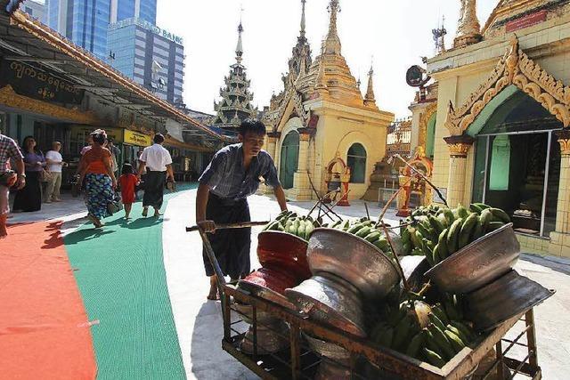Der Kampf um die Schlachthöfe – ein Politikum in Birma