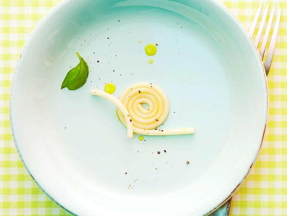 Nudeln essen die meisten Kinder gern.  | Foto: Michael Wissing