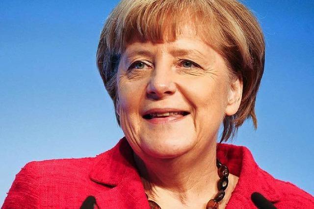 Zu Ehren Walter Euckens: Kanzlerin spricht in Freiburg