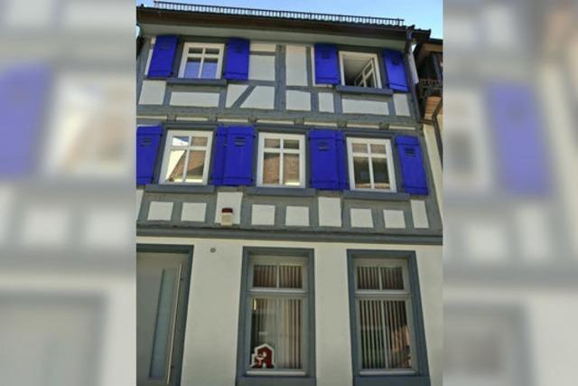 CHRYSAN-THEMA : Nachbar Sütterlin