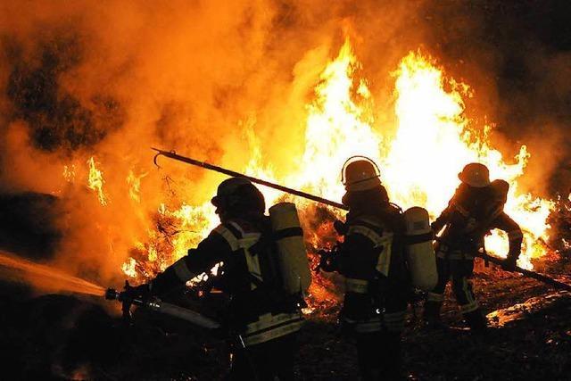 Brandserie in Offenburg-Bohlsbach gibt Rätsel auf